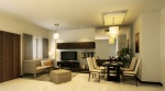 Siena Park Residences Big Living Dining