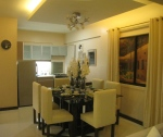 Siena Park Residences Model Unit Kitchen