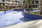 Pool Area and Pool Deck is 95% completed Siena Park Residences